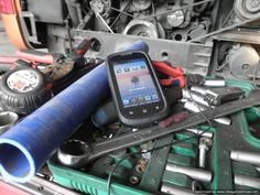 Getnord Lynx in a real world. The picture made by Getnord distributors in Greece Scolopax Engineers Walkie Talkie, Greece, Engineering, Lynx, Electronics, Phones, Pictures, Technology, Communication