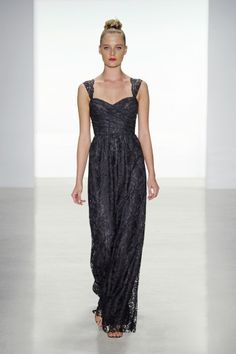Bridesmaids - Lace G831L   http://amsale.com/dress/lace-g831l/ by Amsale