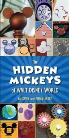 The Hidden Mickeys of Walt Disney World (Paperback) - 17641767 - Overstock.com Shopping - Great Deals on United States