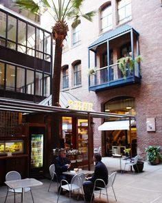 Jackson Place Cafe - SF
