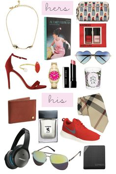 His & Hers: Valentine's Date Night - Gal Meets Glam