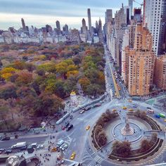 "NYC Daily Pics on Twitter 20171120: ""Columbus Circle by @gigi_nyc"" #newyork #nyc"