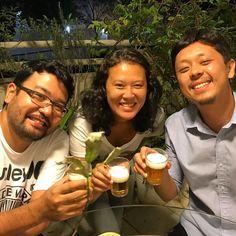 A primeira cerveja de 2017 com os amigos   #tutumi2017