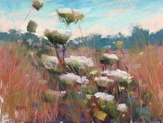 """Daily Paintworks - """"Workshop Report"""" - Original Fine Art for Sale - © Karen Margulis"""