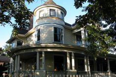 Naarden, The Netherlands - Victorian house