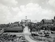 Nashville - Capital Hill, 1940