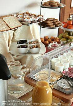 desayuno buffet hotel rural fuensanta by hotelruralfuensanta, via Flickr