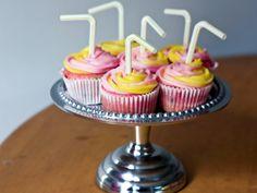 Sweet Tooth: Pink Lemonade Cupcakes