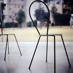 SANAA Chair @Michelle Flynn Companiott Century Museum of Contemporary Art, Kanazawa