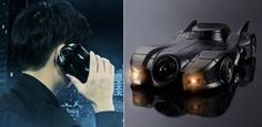 This Case Turns Your iPhone 6 Into a Mini Batmobile