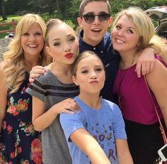 The Ziegler family. I love you all