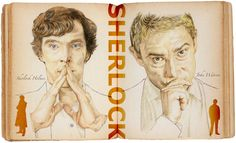Sherlock and John4 by ~403shiomi