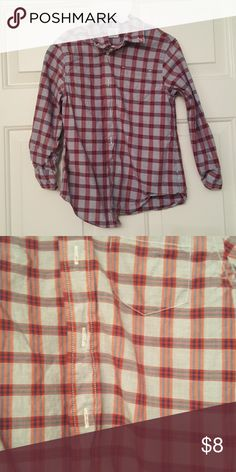 Crew Cuts by J. Crew button up shirt. Size 4-5. Crew Cuts button up shirt. Size 4-5. Crewcuts Shirts & Tops Button Down Shirts