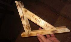 Proyectos de carpintería: Escuadras de madera para repisas