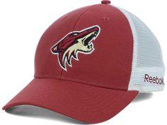 9a716d01c1d Arizona Coyotes Reebok NHL Sin Bin Cap