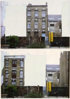 Space odyssey: 'Study for House' by Rachel Whiteread