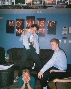 Three Boys, My Boys, Cool Kidz, Blake Richardson, Reece Bibby, Grunge Boy, New Hope Club, British Boys, The Vamps