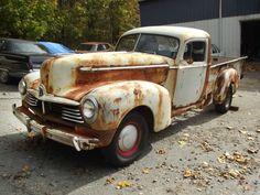 Hey, Big Boy! 1946 Hudson C-28 Pickup - http://barnfinds.com/hey-big-boy-1946-hudson-c-28-pickup/