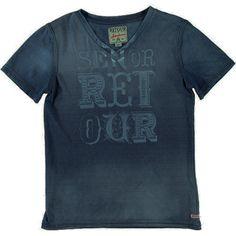 Retour shirt Quint