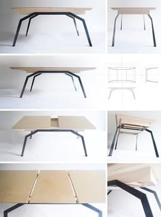 Dining Table NAGI N32 www.justnagi.com