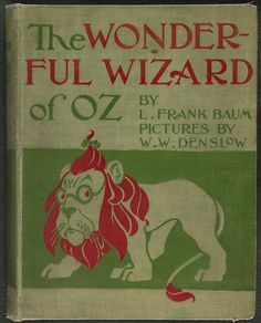 Long before the 1939 film version made Dorothy and Co. household names, The Wonderful Wizard of Oz ($28) was a children's book first published in 1900. Some scholars have argued that the book is an allegorical representation of the gold standard debate, but the book's author, L. Frank Baum, never publicly acknowledged this theory.
