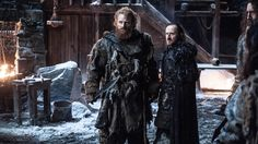 Tormund Giantsbane and Eddison Tollett, HBO | Game of Thrones | S6 Episode 52 Home