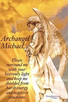 Archangel Michael Prayer for Protection Prayer Scriptures, Faith Prayer, God Prayer, Saint Michael, Archangel Prayers, St Michael Archangel Prayer, Prayer For Protection, Angel Of Protection, San Gabriel