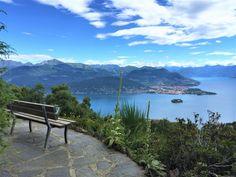 Seilbahn fahren in Stresa: Auf zum Giardino Alpinia Botanico di Mottarone am Lago Maggiore