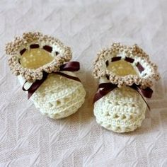 I don't think there is anything cuter than seeing a newborn baby wearing handmade baby booties. There are so many unique, beautiful designs to...