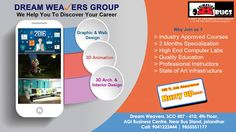 We Help You To Discover Your Career!!
