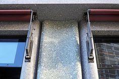ArcDog Images: Europaallee Baufeld E | Caruso St John Architects. @europaallee. Image  ArcDog in 2017. #arcdog #image #arcdogimages #architecture #photography #architect #building #space #architecturephotography #concrete #column #facade #europaallee #baufeld #carusostjohn #adamcaruso #peterstjohn