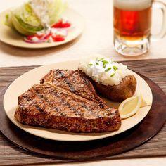 Tuscan Porterhouse Steak