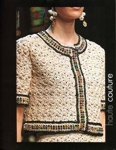 ... #inspiration_crochet_diy GB ...  http://pinterest.com/gigibrazil/crochet-and-knitting-lovers/