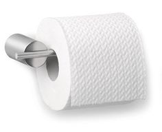 Blomus 68517 16cm x 7cm x 3cm Dia Toilet Paper Holder with Mountingkit ** More info could be found at the image url.