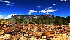 Tepuy Roraima y Río Kukenan - Venezuela