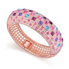 MIMI CRYSTALLIZED™ Alloy Bracelet - Luxurious Lady :http://mimimoreau.com/product/mimi-crystallized-alloy-bracelet-luxurious-lady/