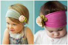 Çiçekli, süslü, birbirinden güzel bebek bandana yapımı modelleri bebeklerin güzel görünmesini sağlar. Hem kullanımı kolay olan hem de görünümü sevimli..