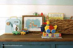 how to make a puzzlethe handmade home