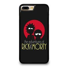 THE ADVENTURES RICKY AND MORTY iPhone 7 Plus Case Cover