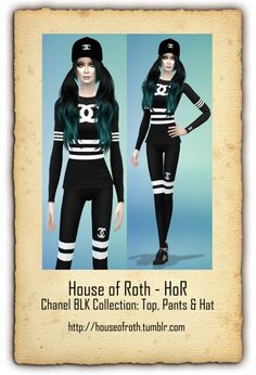 House of roth: The BLK Collection • Sims 4 Downloads