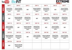 Extreme home fat loss workout photo 6
