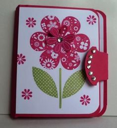 Gift Card Holder by suebay - Cards and Paper Crafts at Splitcoaststampers