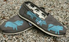 Hippo TOMS shoes - SHUT YOUR MOUTH!!  OMG...love, love, love!!!!