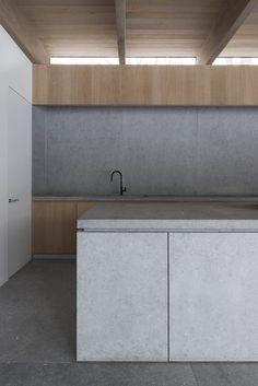   Kitchen   DD residence by Vincent Van Duysen