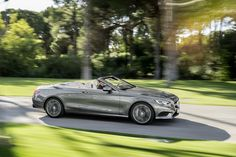 2017 Mercedes S-Class Cabriolet Retakes Throne Over All Luxury Convertibles - #carporn #luxury #Mercedes