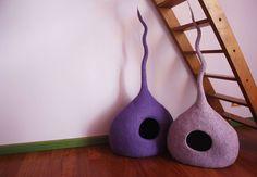 Cat Cave Drop Cat Bed Cat House Pet Furniture.