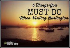 Burlington, Vermont, BVT, BTV, Burlington sunset, waterfront, Burlington waterfront, boats, summer