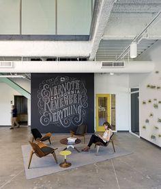 Studio O+A: Evernote California headquarter