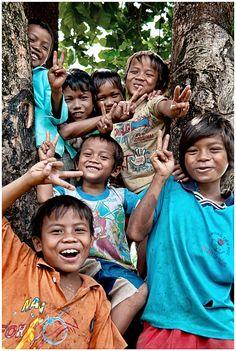 smile Children of the World