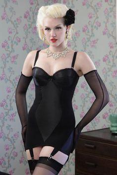 Classic corselette
